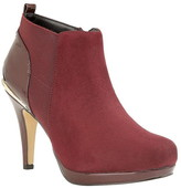Lotus Shoes Aggy Heeled Shoe Boots