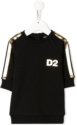 DSQUARED2 D2 sweat dress