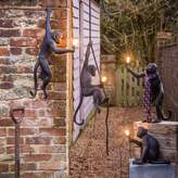 Graham and Green Outdoor Monkey Lights