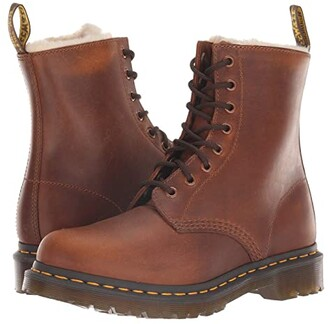 Dr. Martens 1460 Serena Core Ben (Butterscotch Orleans) Women's Boots