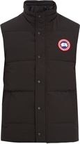 Canada Goose Garson quilted down gilet