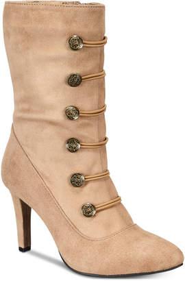 Rialto Chung Zip Boots Women Shoes