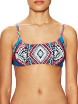 Pilyq Lila Bikini Top