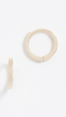 Ariel Gordon 14k Petite Gold Hoop Earrings