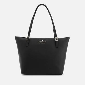 Kate Spade Women's Watson Lane Leather Maya Bag - Black