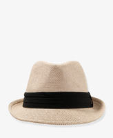 Forever 21 Pleated Band Fedora