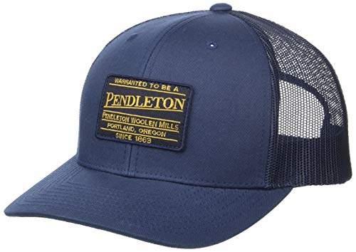Pendleton Men's Large Patch Trucker Hat