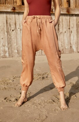 Free People Rise to the Sun Harem Pants