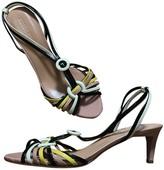 Sonia Rykiel Multicolour Leather Sandals