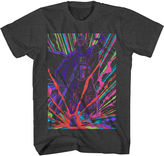 Star Wars STARWARS Neon Darth Vader Graphic Tee