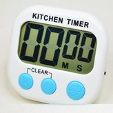 Novomarket(TM) Large Display and Buttons Digital Kitchen Cooking Memory Timer(Colorful color with lanyard)