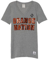 Victoria's Secret Victorias Secret Syracuse University Perfect V-Neck Tee