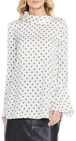Vince Camuto Women's Diamond Heirlooms Flutter Cuff Tunic