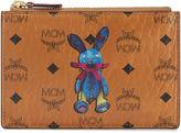 MCM Rabbit Key Pouch