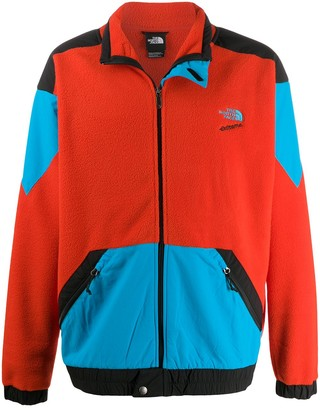 The North Face Fleece Panelled Jacket