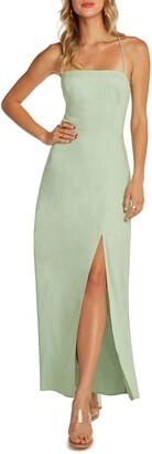 Willow Santorini Low Back Maxi Dress