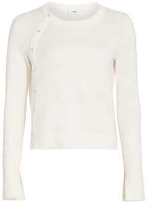 Akris Punto Wool Crewneck Sweater