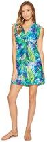 Lauren Ralph Lauren Lush Tropical Farrah Dress Cover-Up Women's Swimwear