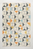 Anthropologie Perfect Symmetry Rug