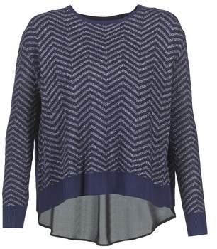 Le Temps Des Cerises CERES women's Sweater in Blue