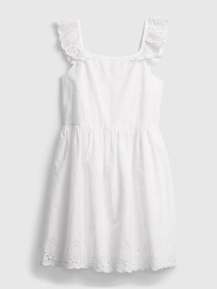 Gap Kids Eyelet Dress