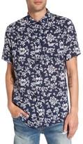 Imperial Motion Men's Havanna Trim-Fit Woven Shirt