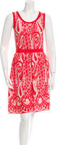 Giambattista Valli Patterned Knee-Length Dress