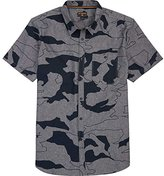 Billabong Men's Admiral Short Sleeve Woven Shirt