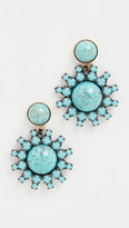 Thumbnail for your product : Elizabeth Cole Roscoe Earrings