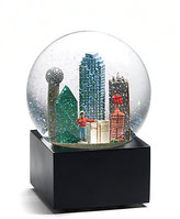 Saks Fifth Avenue Dallas Snow Globe