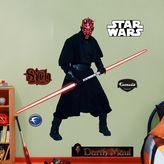 Fathead Star Wars Darth Maul Wall Decals by