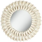 Pacific Coast® Lighting 18.5-Inch Suso Shell Mirror