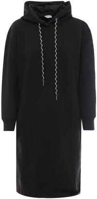 Moncler Logo Hoodie Dress