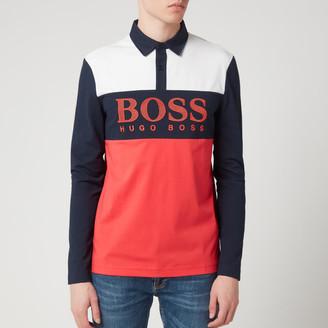 HUGO BOSS Men's Plisy 1 Polo Shirt