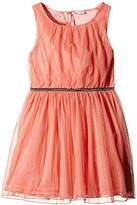 Name It Girl's Piboss Dress,(Manufacturer Size:134)