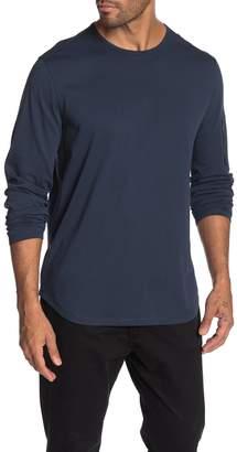 John Varvatos Beacon Long Sleeve Zip Pocket Shirt