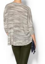 Splendid Space Dye Pullover Sweater