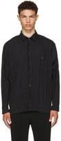 Issey Miyake Black Torus Shirt