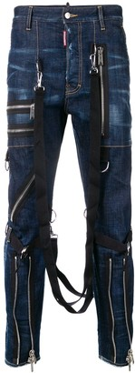 DSQUARED2 Bootcut Jeans