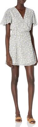 Sugar Lips Sugarlips Women's Forty Floral Print Mini Dress