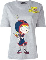 Love Moschino 'St. Space Donnina' T-shirt