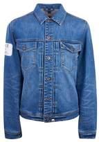 Button Up Denim Jacket