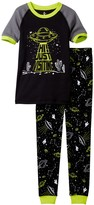 Petit Lem Hi! Just Visiting Pajama - 2-Piece Set (Little Boys & Big Boys)