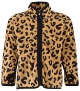 Molo Leopard Ulan Fleece Jacket