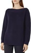 Reiss Amy Boat-Neck Sweater