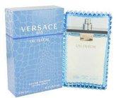 Versace Man by Eau Fraiche Eau De Toilette Spray (Blue) 6.7 oz