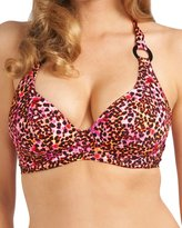 Freya Wild Side Underwire Banded Halter Bikini Top (AS3320)/Hot