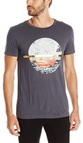HUGO BOSS BOSS Orange Men's Taye Horizons Pima Cotton T-Shirt