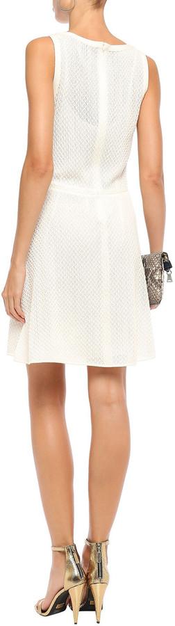Thumbnail for your product : Missoni Crochet-knit Wool-blend Mini Dress