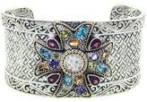 Effy Jewelry Effy 925 Multi Gemstone Bangle, 5.35 TCW